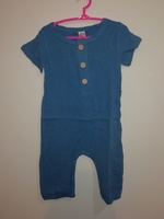 Short-sleeved body suit for toddler