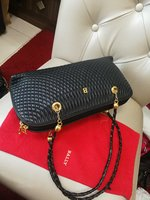 AUTHENTIC BALLY SOFT LEATHER BAG..