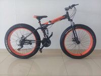 "Used New 26"" Landrover Fat Tyre Folding Bike in Dubai, UAE"