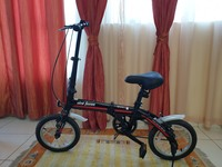 Used SKID FUSION BICYCLE  EXCELLENT CONDITION in Dubai, UAE