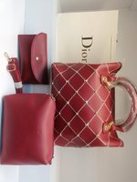Used Dior 3 in 1 set of bag in Dubai, UAE