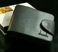 Men's wallet- black