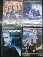 Used Classic movie bundle (4 movies dvd) in Dubai, UAE