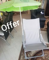 Used ⭐Wow Offer . Beach seat with umbrella 🤫 in Dubai, UAE