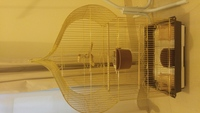 Used Bird cages and Stand in Dubai, UAE