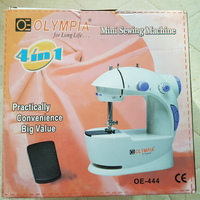 Used New mini sewing machine still in box in Dubai, UAE
