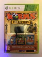 Used Worms Collection XBOX360 PAL in Dubai, UAE
