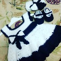 Used Baby dress set in Dubai, UAE