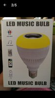 Used LED music bulb in Dubai, UAE