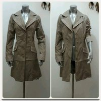 Used New brown Jacket for Women. in Dubai, UAE