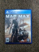 Used PS4 MadMax, tombraider and farcry 4 in Dubai, UAE