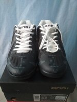 Used And1 Xcelerate Low Men's Sport Shoes in Dubai, UAE