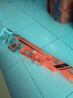 Used Nerf gun with 18 bullets in Dubai, UAE