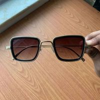 Used KABIR SINGH FAMOUSL SUN GLASSES Gold in Dubai, UAE