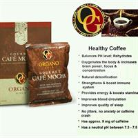 Used Organic Coffee With Ganoderma- Cafe Mocha in Dubai, UAE