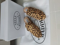 Used New leopard loafers in Dubai, UAE