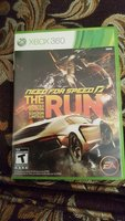 Need for speed  Xbox 360