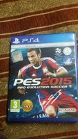 Used Ps4-cd-pes 2015 in Dubai, UAE
