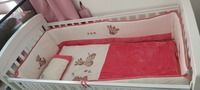 Used Juniors Infant baby crib/bed in Dubai, UAE