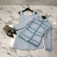 Used Chanel coat set in Dubai, UAE