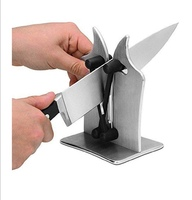 Used Bavarian Edge Knife Sharpener, Silver in Dubai, UAE