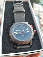 Used Original NAVIFORCE Dual Time Watch  |NEW in Dubai, UAE