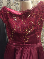 Used gown for teen in Dubai, UAE