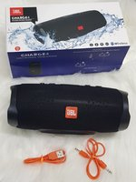 Used Charge 4 speakers black JBL. Bluetooths in Dubai, UAE