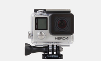 Used Go Pro HERO 4 black in Dubai, UAE