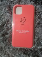 Used Iphene 11pro max silicone case in Dubai, UAE