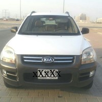 Used Kia SPORTAGE 2008  in Dubai, UAE