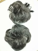 Used Hair bum dounut and hair black in Dubai, UAE