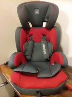 Used New baby car seat good up to 7YO in Dubai, UAE