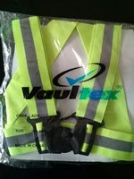 Safety jacket for bike (green)