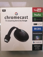 Used CHROMECAST BY GOOGLE tv streaming in Dubai, UAE