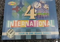 Used Board games LUDO/CRICKET 4 IN 1 game in Dubai, UAE