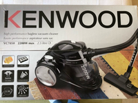Kenwood vacuum cleaner NEW, never used