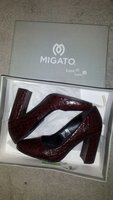 Used Intl Brand Migato Ladies Shoes in Dubai, UAE