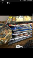 Used Am selling ps2 game + 9 game +16 memory in Dubai, UAE