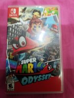 Used Nintendo switch game super mario odyssey in Dubai, UAE