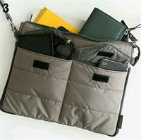 Portable carry storage nylon bag