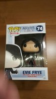 Used Assassins Creed Evie Funko Pop Figure in Dubai, UAE