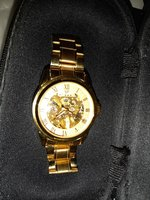 Used Gold plated wrist watch. For smart men. in Dubai, UAE