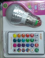 Used LED BULB with remote 2 in 1 in Dubai, UAE