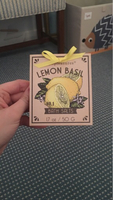 Lemon basil Bath salts