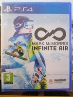 Used Mark mc norris infinite air ps4(new) in Dubai, UAE