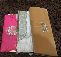 Used 3 Pcs Clutch # Offer Price #limited Stock  in Dubai, UAE