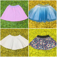 Kids skirt (4-6yo)