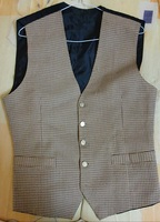 Used Waist coat new . in Dubai, UAE