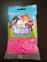 Used Perler beads pink in Dubai, UAE